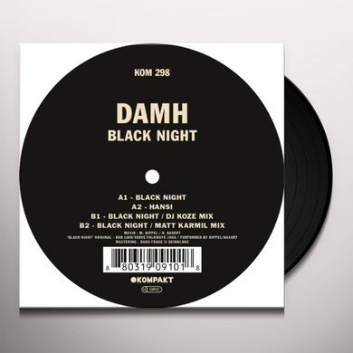 Damh BLACK NIGHT Vinyl Record