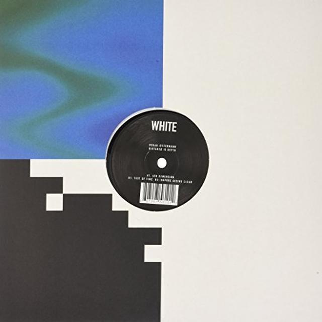 Oskar Offermann DISTANCE IS DEPTH Vinyl Record