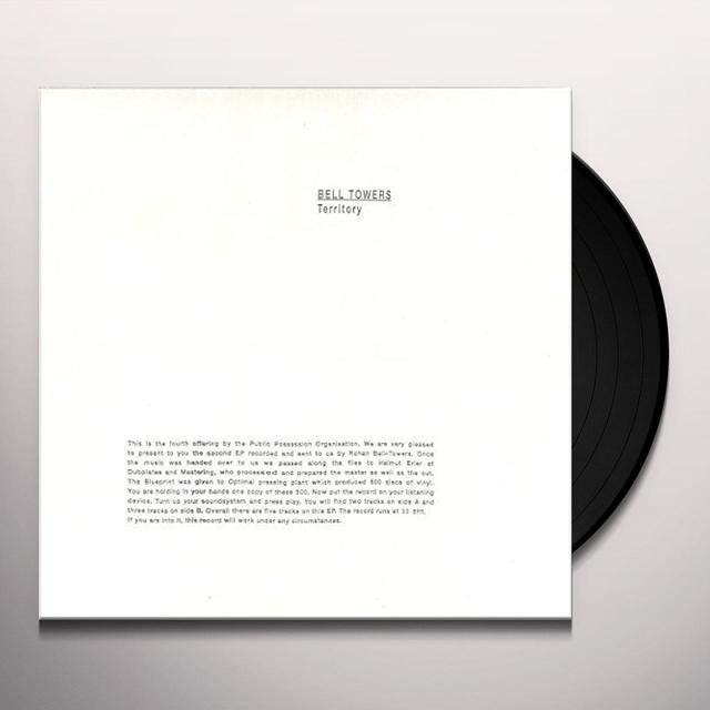 Bell Towers TERRITORY Vinyl Record