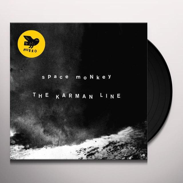 Spacemonkey KARMAN LINE Vinyl Record