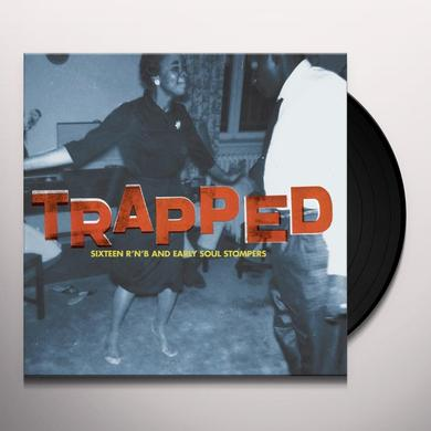TRAPPED SIXTEEN R N B & EARLY SOUL / VARIOUS Vinyl Record