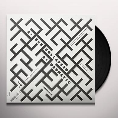 Julien Bracht SUB COLLAPSED Vinyl Record