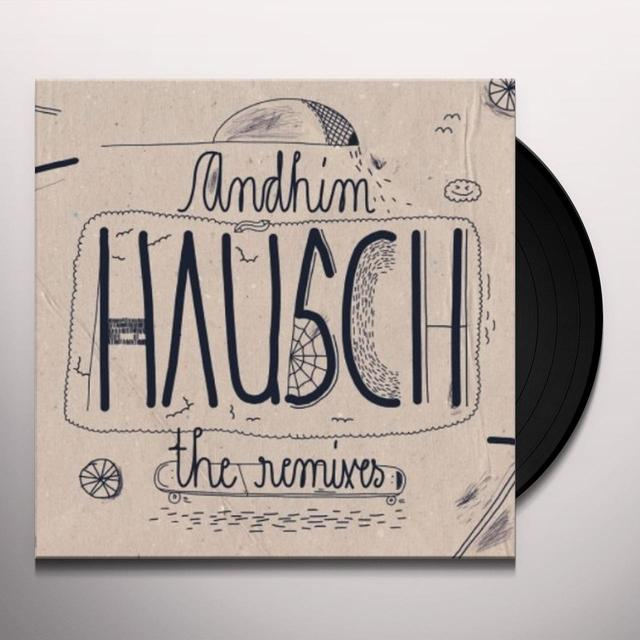 Andhim HAUSCH REMIXES Vinyl Record