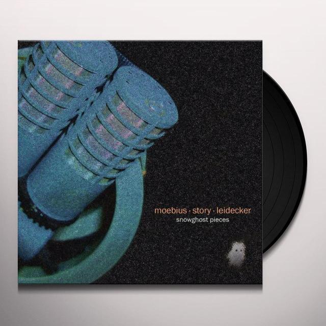 Moebius SNOWGHOST PIECES Vinyl Record - w/CD