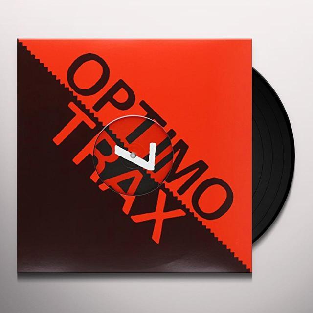 Michele Minnini TUPOLEV LOVE Vinyl Record