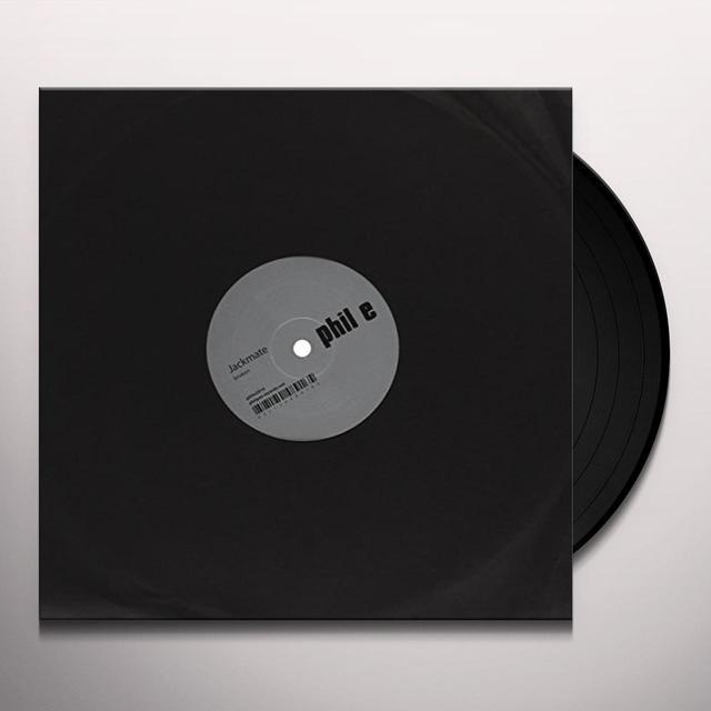 Jackmate BROKEN Vinyl Record