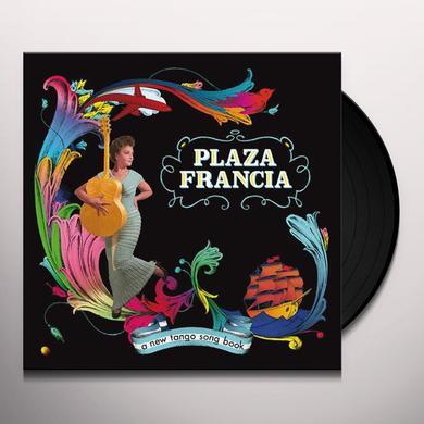 Plaza Francia NEW TANGO SONG BOOK Vinyl Record - w/CD