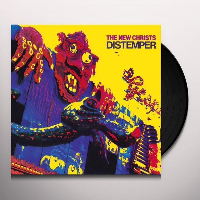 New Christs DISTEMPER Vinyl Record