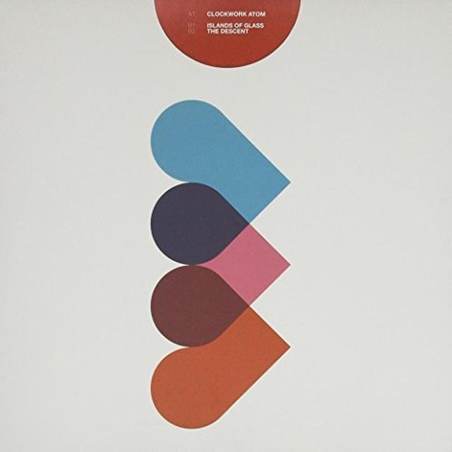 Rob Clouth CLOCKWORK ATOM Vinyl Record