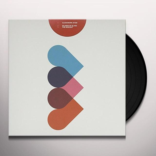 Rob Clouth CLOCKWORK ATOM (EP) Vinyl Record