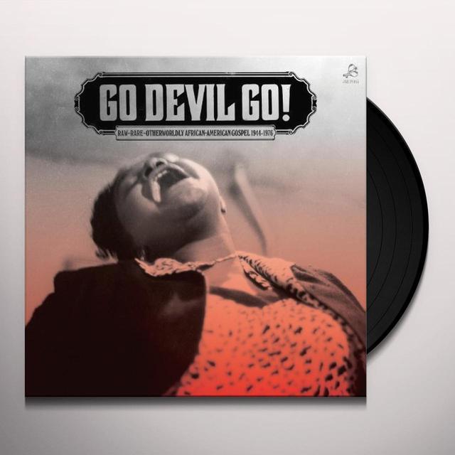 GO DEVIL GO RAW RARE OTHERWORLDLY / VARIOUS Vinyl Record