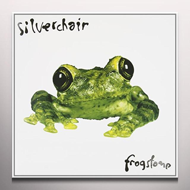 Silverchair FROGSTOMP (BONUS TRACK) (BLUE) (LTD) (OGV) (Vinyl)