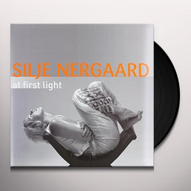 Silje Nergaard AT FIRST LIGHT Vinyl Record