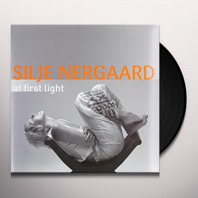 Silje Nergaard AT FIRST LIGHT Vinyl Record - Gatefold Sleeve, 180 Gram Pressing