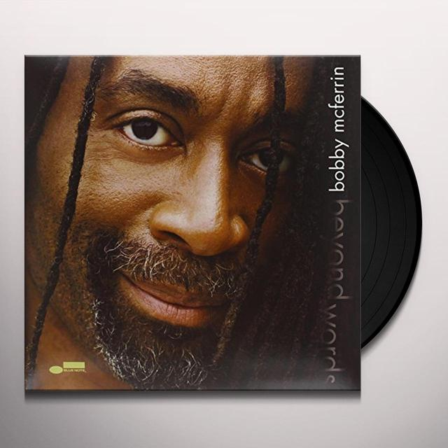Bobby Mcferrin BEYOND WORDS Vinyl Record