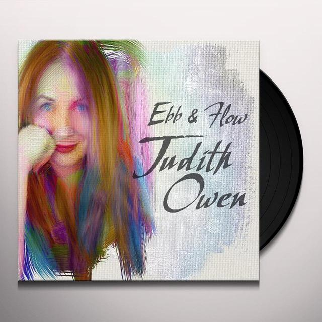 Judith Owen EBB & FLOW Vinyl Record - 180 Gram Pressing, Digital Download Included