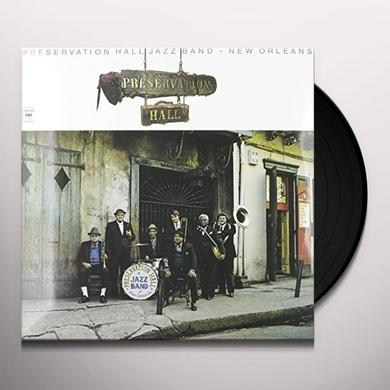 Preservation Hall Jazz Band NEW ORLEANS Vinyl Record - 180 Gram Pressing