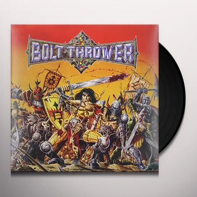 Bolt Thrower WAR MASTER Vinyl Record