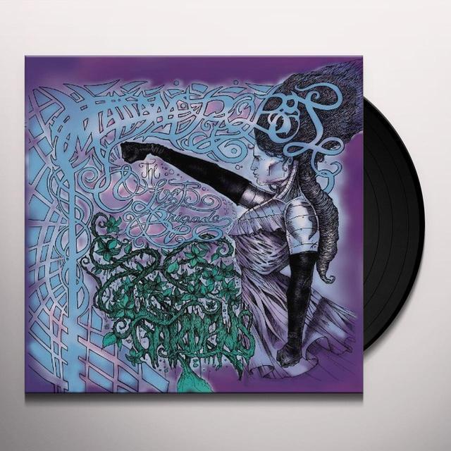 Madam Robot & Lust Brigade GARDENS Vinyl Record