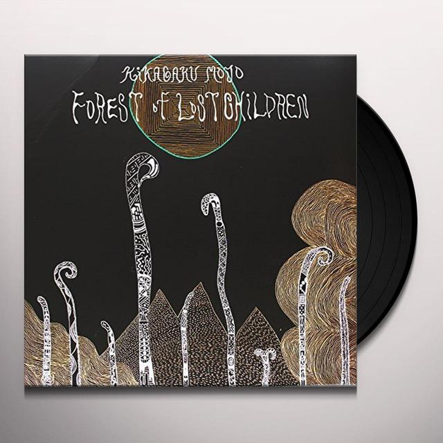 Kikagaku Moyo FOREST OF LOST CHILDREN Vinyl Record