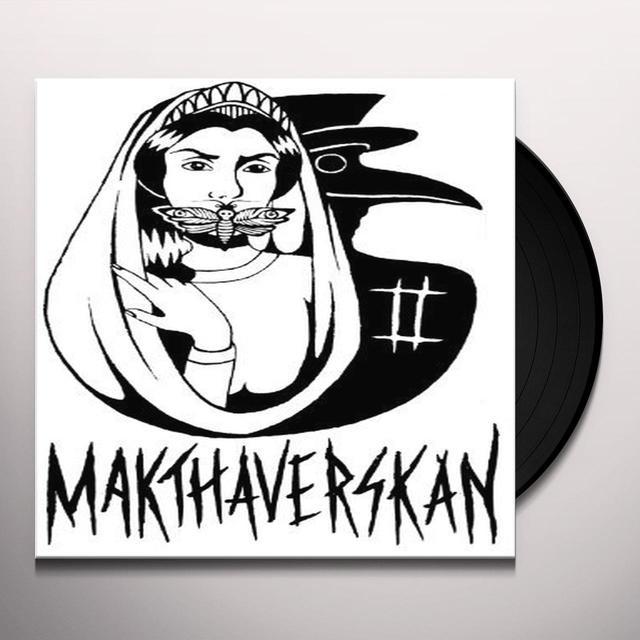 Makthaverskan II Vinyl Record - Digital Download Included