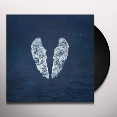 Coldplay GHOST STORIES Vinyl Record - 180 Gram Pressing, Digital Download Included