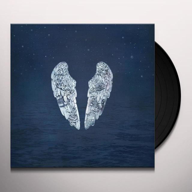 Coldplay GHOST STORIES Vinyl Record