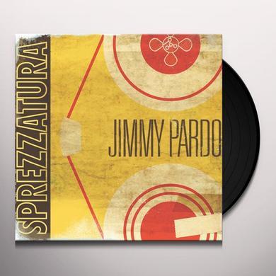 Jimmy Pardo SPREZZATURA Vinyl Record