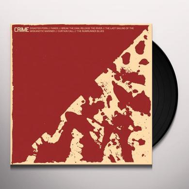 The Anchoress CRIME & COMPASS Vinyl Record