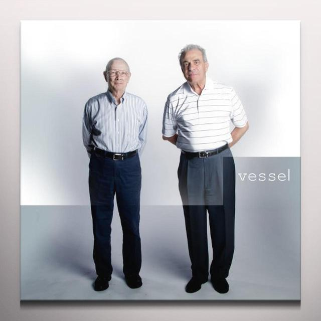 Twenty One Pilots VESSEL Vinyl Record - Clear Vinyl, Digital Download Included