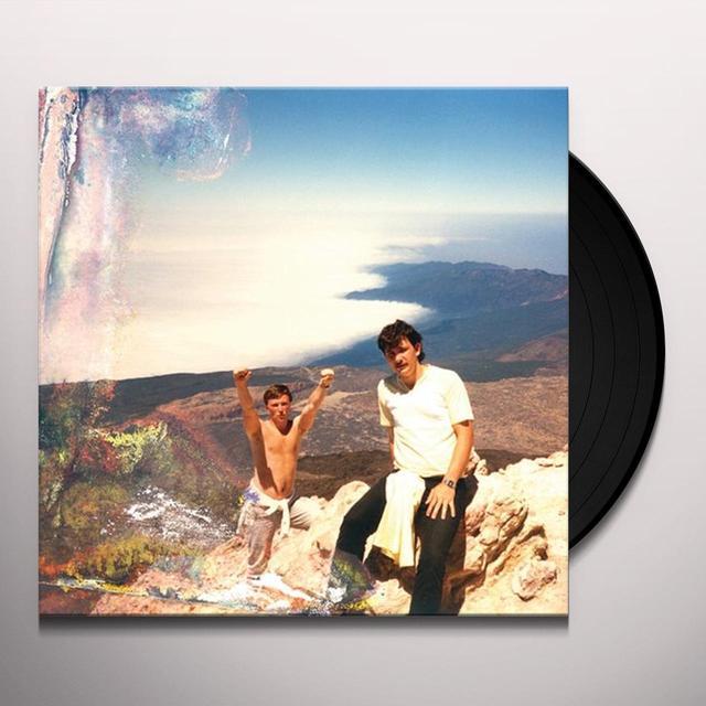 Dalhous VISABILITY IS A TRAP Vinyl Record