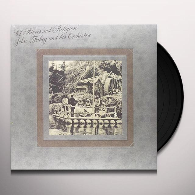 John Fahey OF RIVERS & RELIGION Vinyl Record