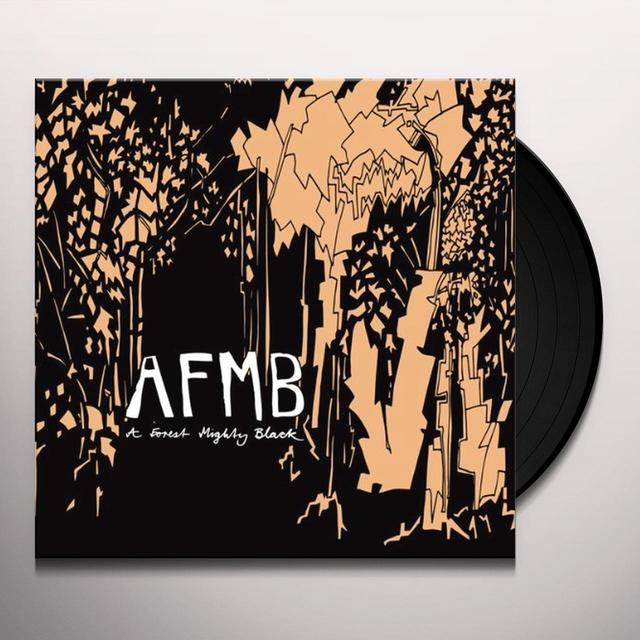 Afmb FOREST MIGHTY BLACK Vinyl Record