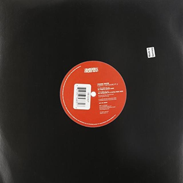 Young David FUERTE / OFFSHORE PT 2 Vinyl Record