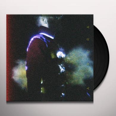 Ben Frost AURORA (BONUS CD) Vinyl Record