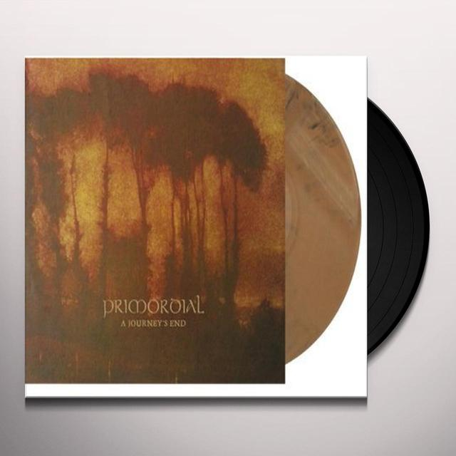 Primordial JOURNEY S END Vinyl Record - UK Import