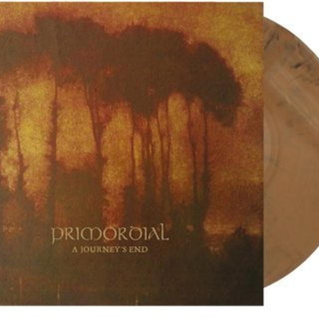 Primordial JOURNEY S END Vinyl Record