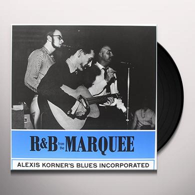 Alexis Korner R&B AT THE MARQUEE Vinyl Record - Limited Edition
