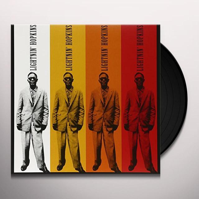 LIGHTNIN HOPKINS Vinyl Record - Limited Edition