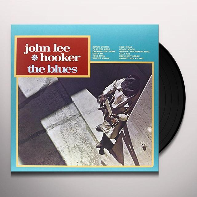 John Lee Hooker BLUES Vinyl Record - UK Import