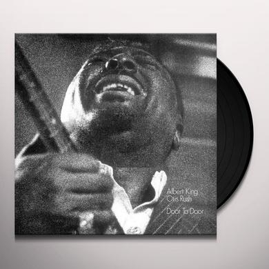Albert King / Otis Rush DOOR TO DOOR Vinyl Record - Limited Edition