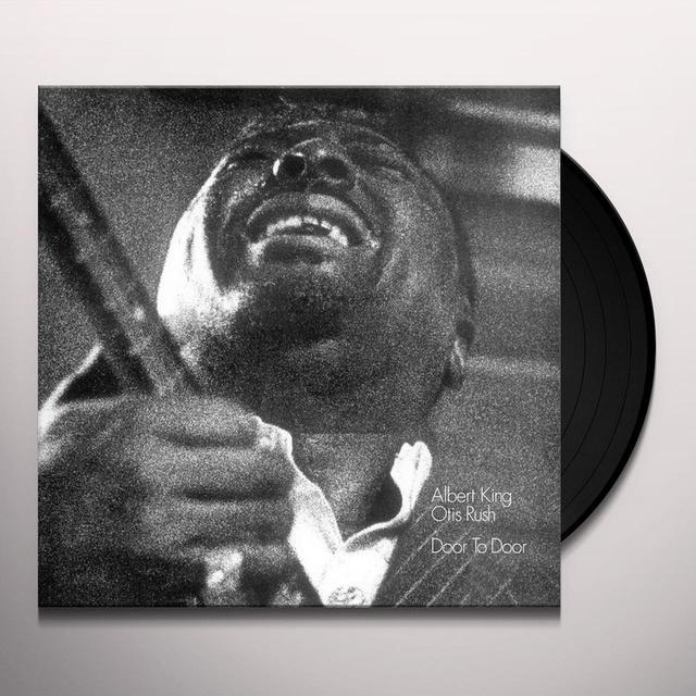 Albert King / Otis Rush DOOR TO DOOR Vinyl Record
