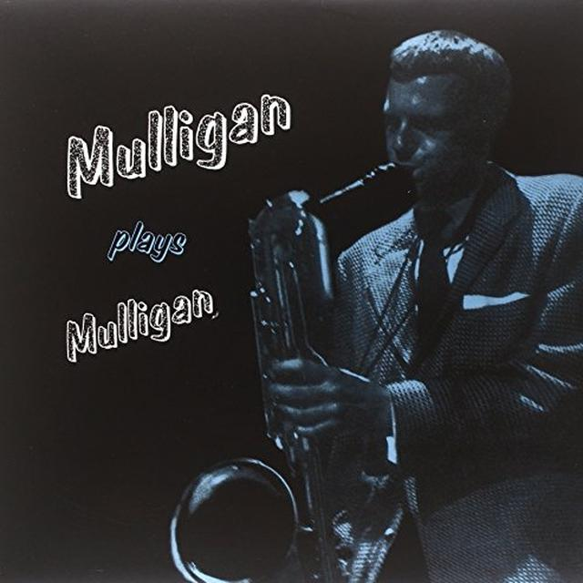 Gerry Mulligan MULLIGAN PLAYS MULLIGAN Vinyl Record - Limited Edition