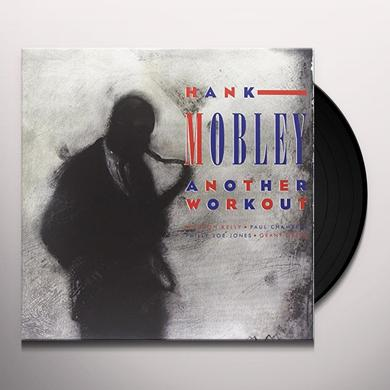 Hank Mobley ANOTHER WORKOUT Vinyl Record - Limited Edition