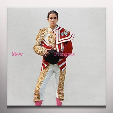 Mew FRENGERS Vinyl Record - Gatefold Sleeve, Limited Edition, 180 Gram Pressing, Pink Vinyl