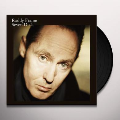 Roddy Frame SEVEN DIALS Vinyl Record