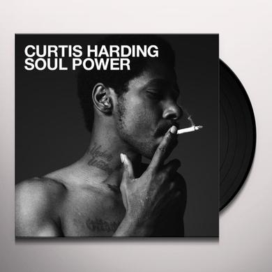 Curtis Harding SOUL POWER Vinyl Record