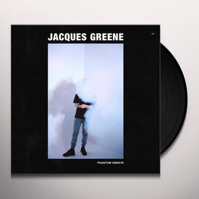Jacques Greene PHANTOM VIBRATE EP Vinyl Record