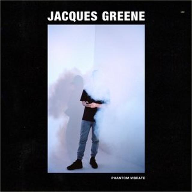 Jacques Greene PHANTOM VIBRATE EP Vinyl Record