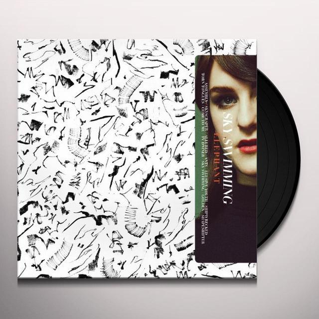 Elephant SKY SWIMMING Vinyl Record